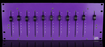 Purple Audio Fader Pack