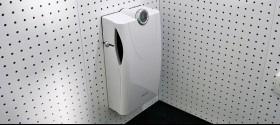 Silent de ventilation silencieux avec filtre