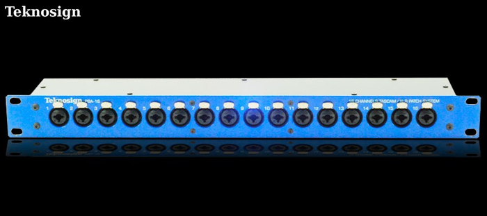 Patchbay XLR Combo / DB25