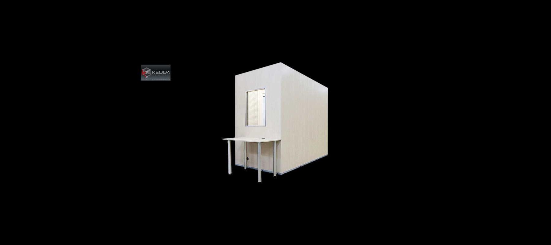 Cabine STUDIO 4