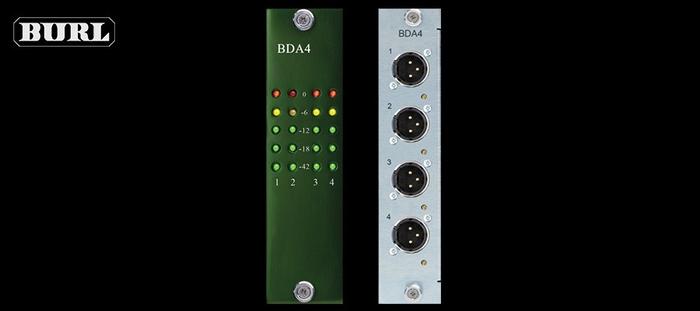 BURL Audio BDA4