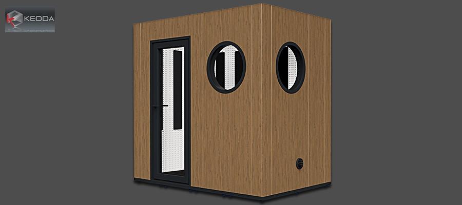 Isolation Booth Studio Plus III