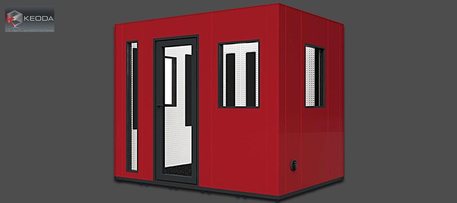Isolation Booth Studio Plus IV