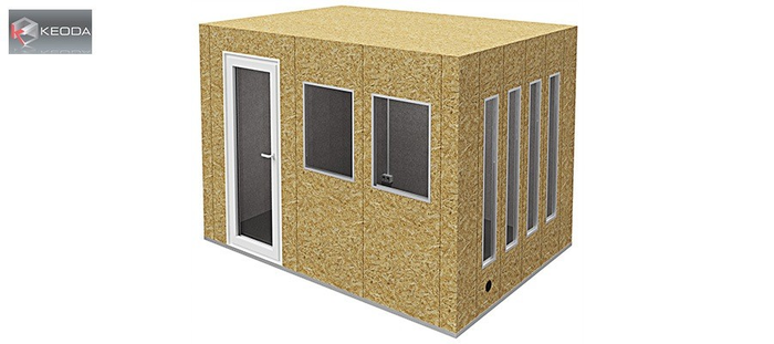 Cabine Acoustic Space V