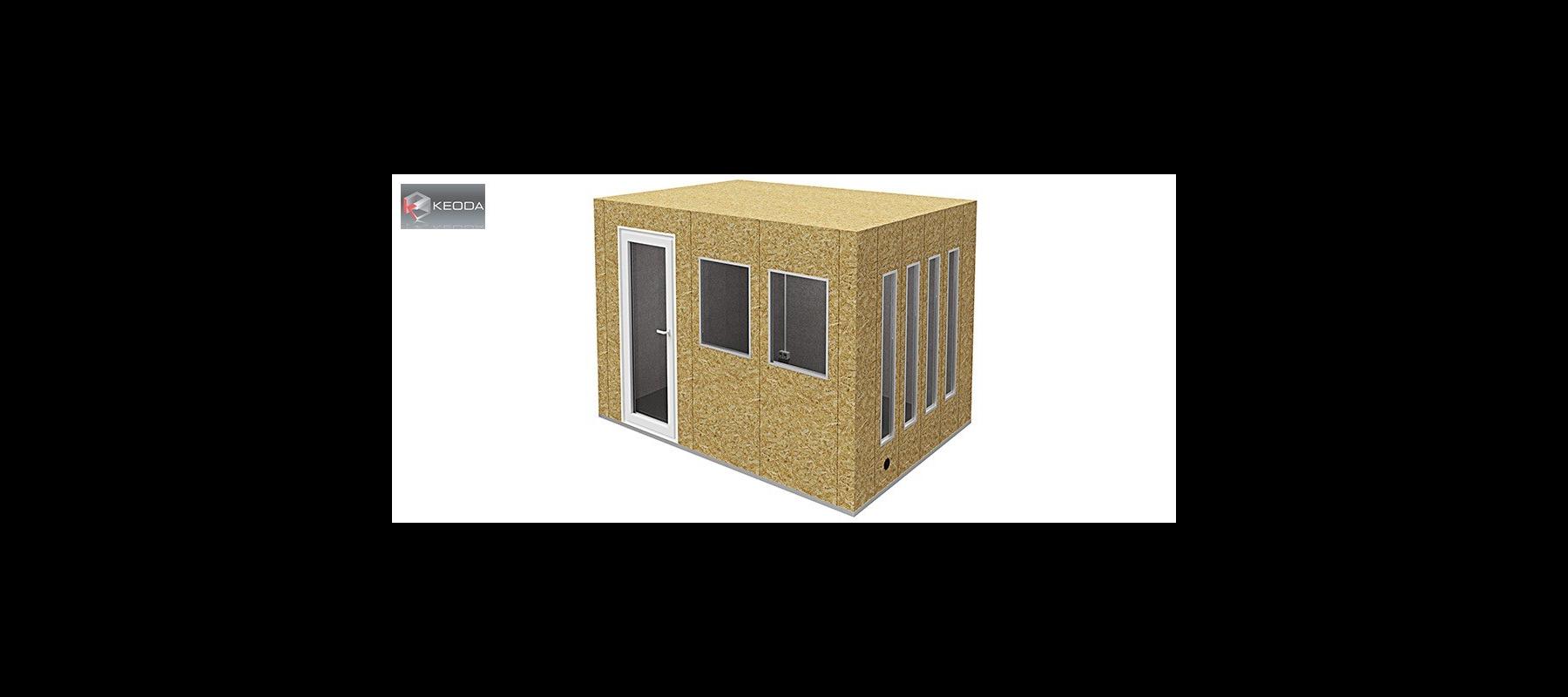 Acoustic Space V Cabin