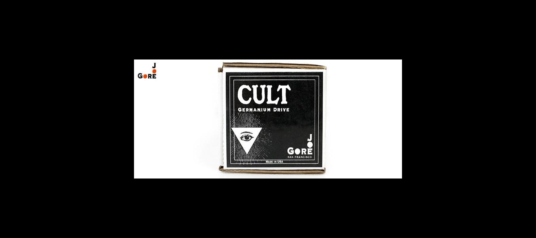 Joe Gore Cult Germanium Overdrive