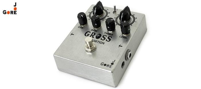 Joe Gore Gross Distortion