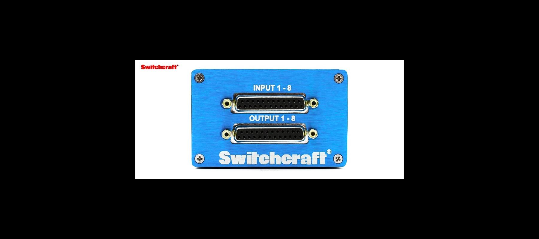 Switchcraft 1625