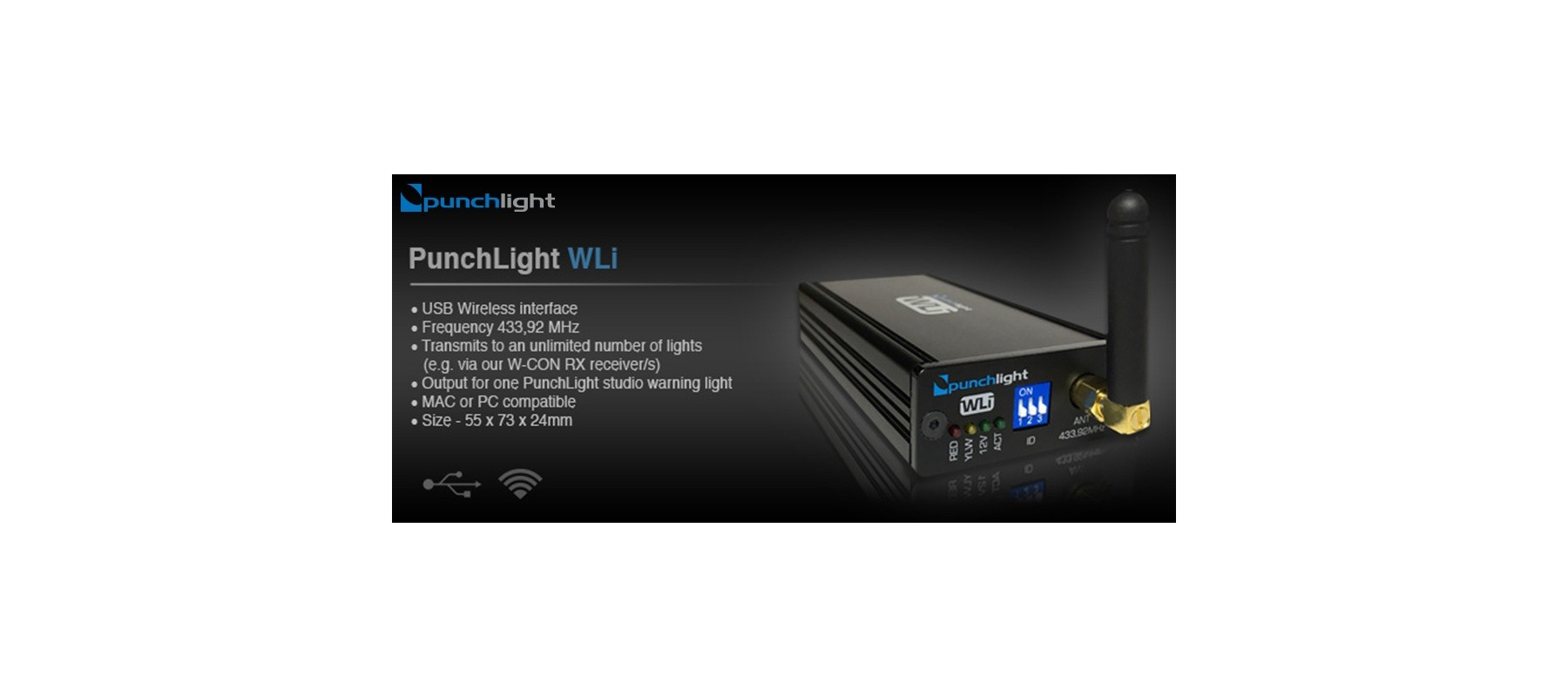 Punchlight WLi