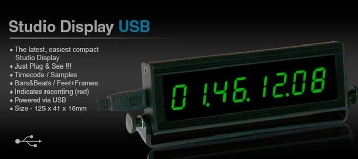 Punchlight Studio Display USB