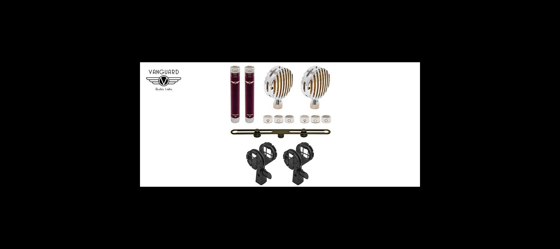 Vanguard V1S+LOLLI Stereo