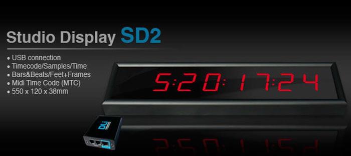 Punchlight Studio Display SD2