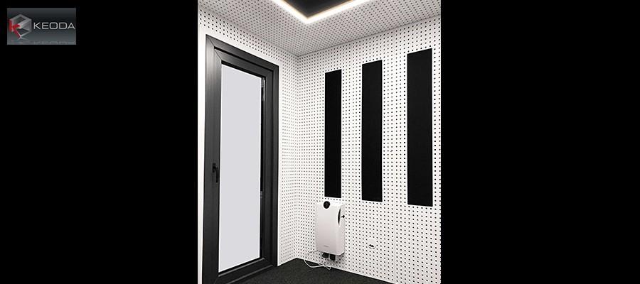 Cabine Insonorisée Studio Plus V