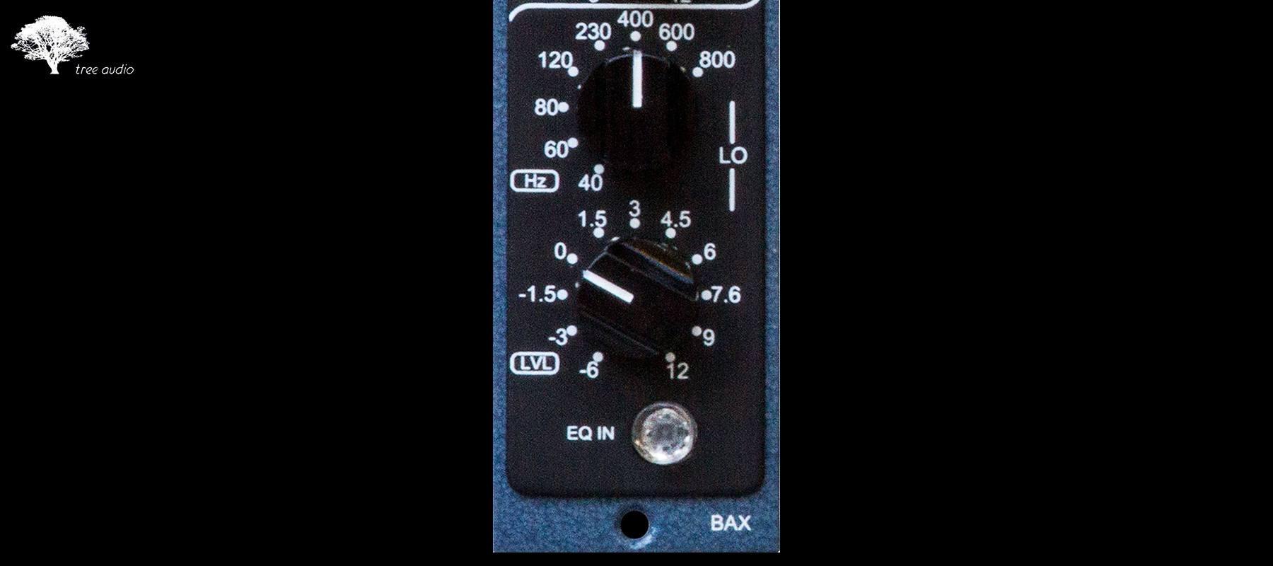 Tree Audio BAX EQ
