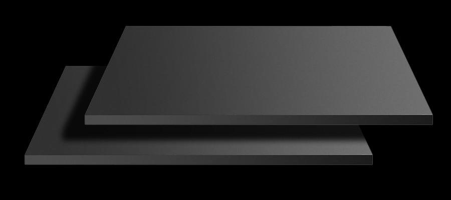 Custom top trays for Speaker Stands
