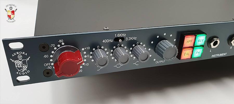 Aurora Audio GTQ2