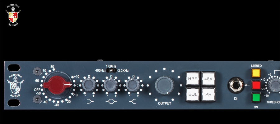 Aurora Audio GTQC