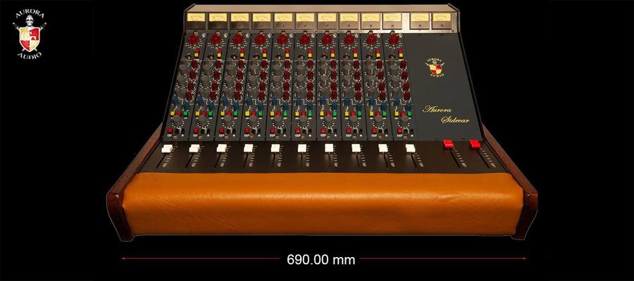 Aurora Audio Sidecar