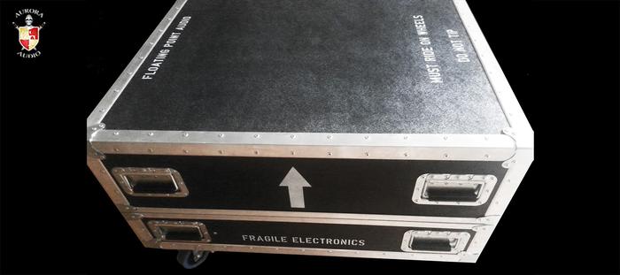 Aurora Audio Sidecar Flight Case