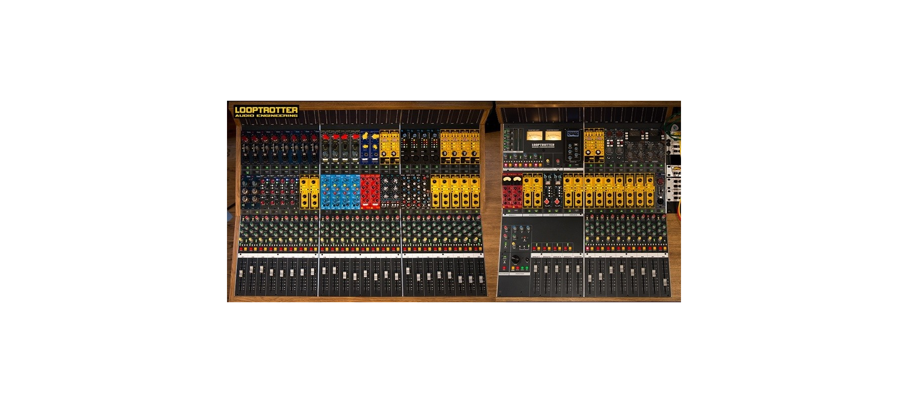 Looptrotter Modular Console 32 Channel