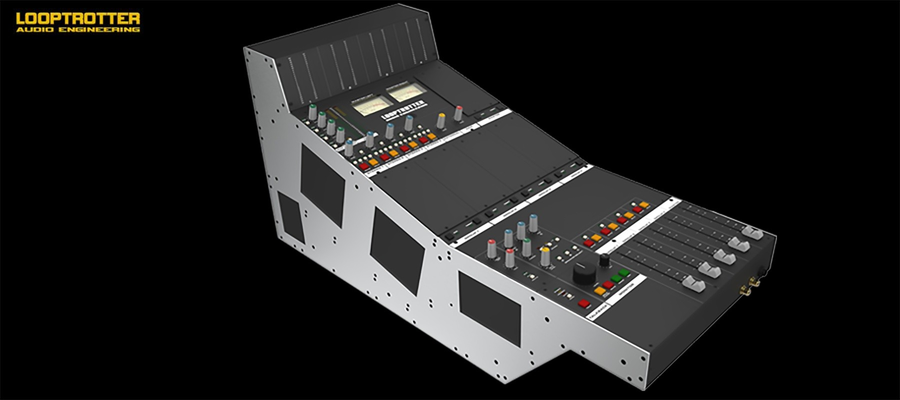Looptrotter Modular Console 32 canaux