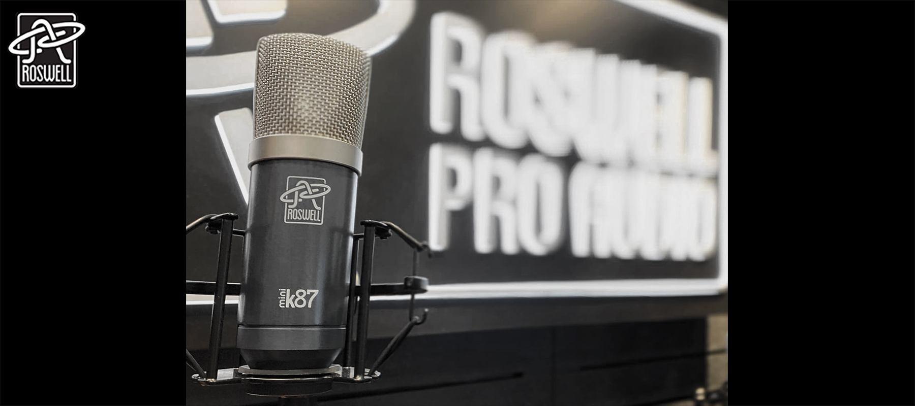 Roswell Pro Audio mini K87