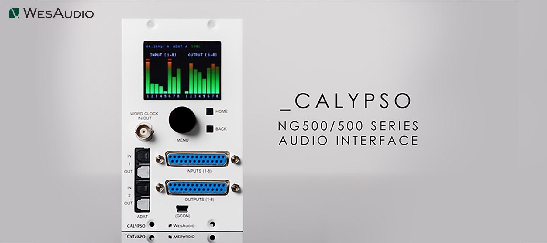 WesAudio CALYPSO