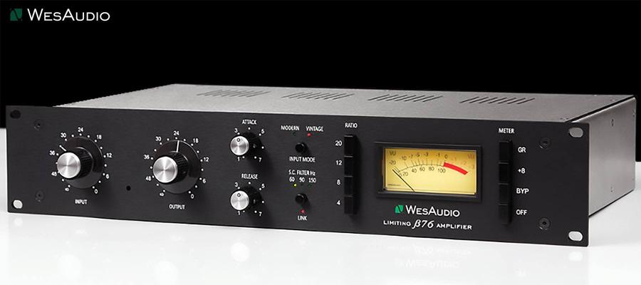 Wes Audio Beta76