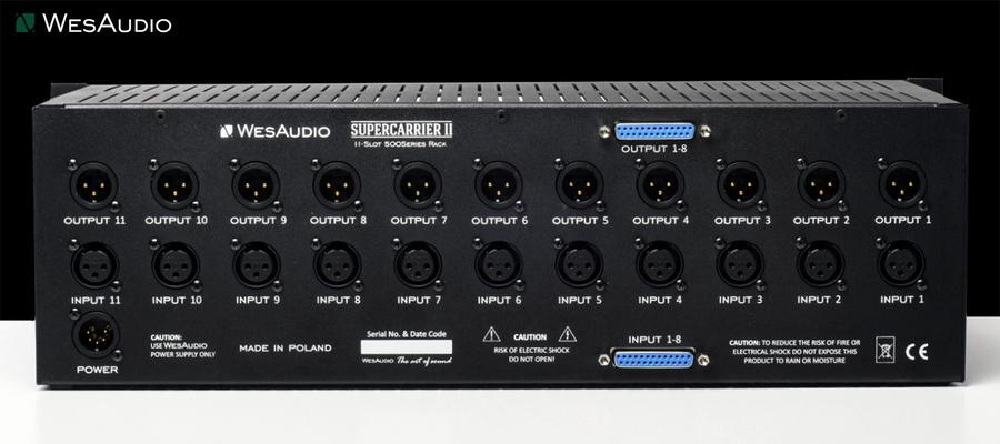 WesAudio Superccarier II
