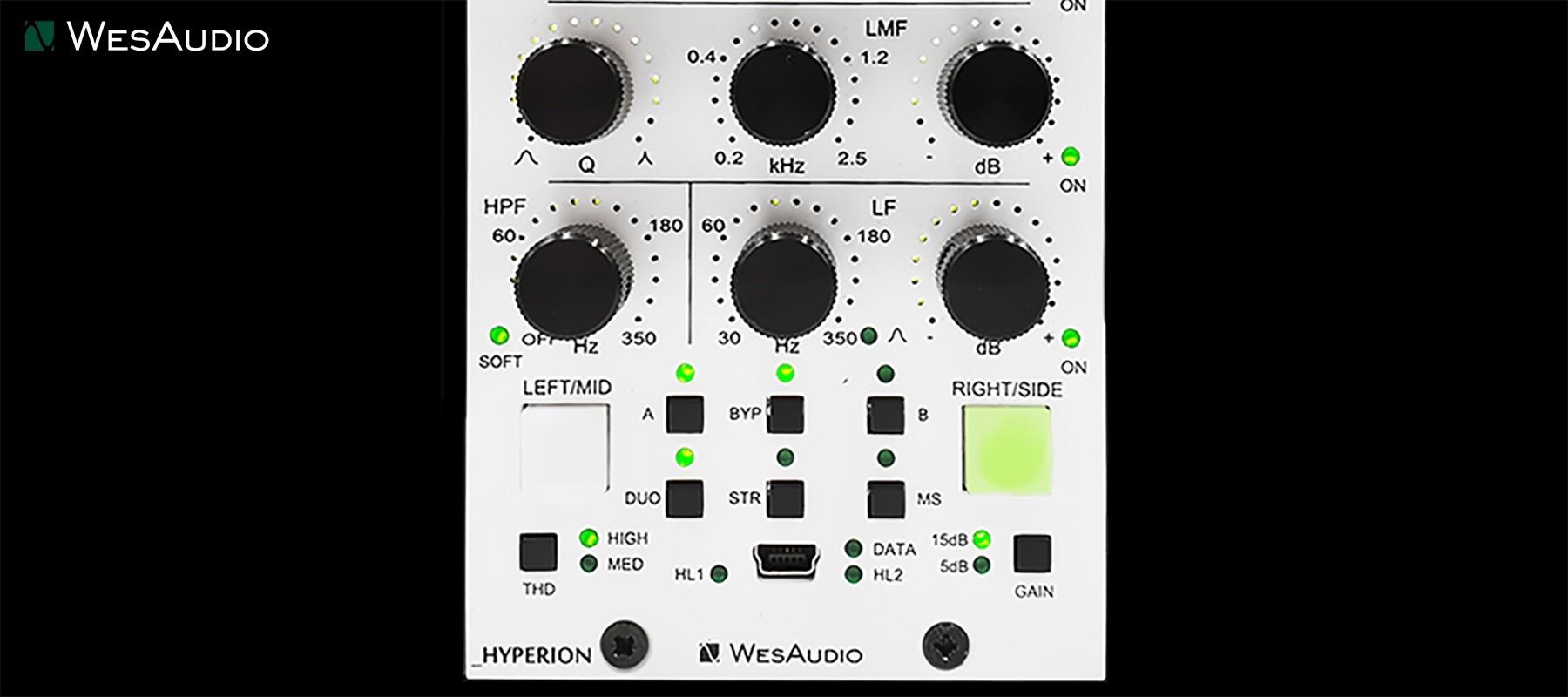 WesAudio Hyperion