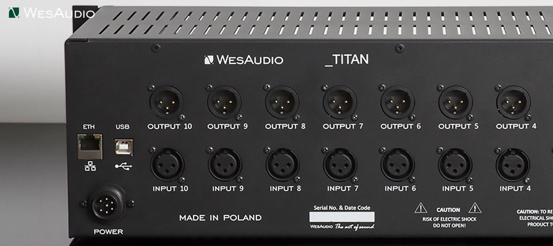 WesAudio Titan
