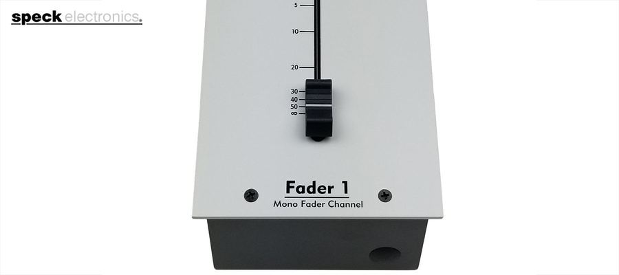 Speck Electronics Fader1