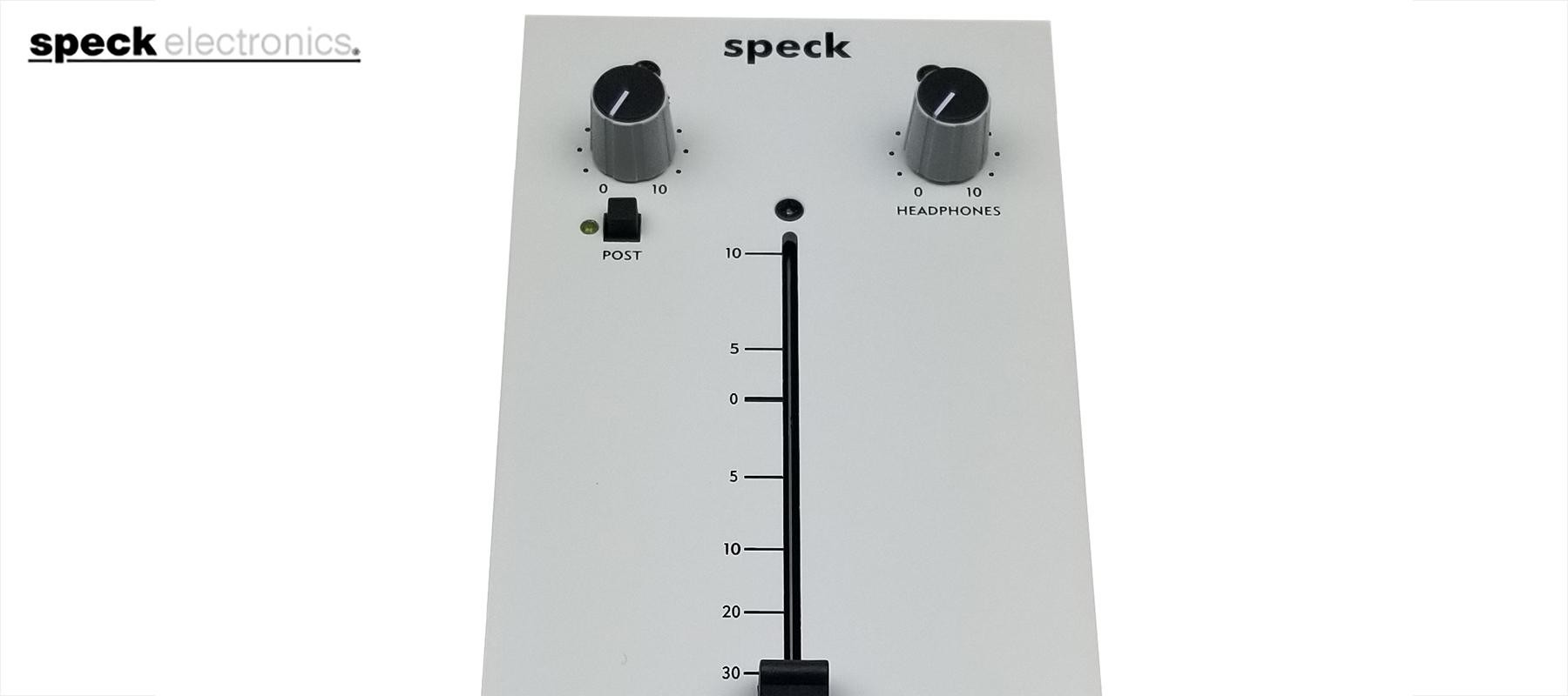 Speck Electronics Fader 3