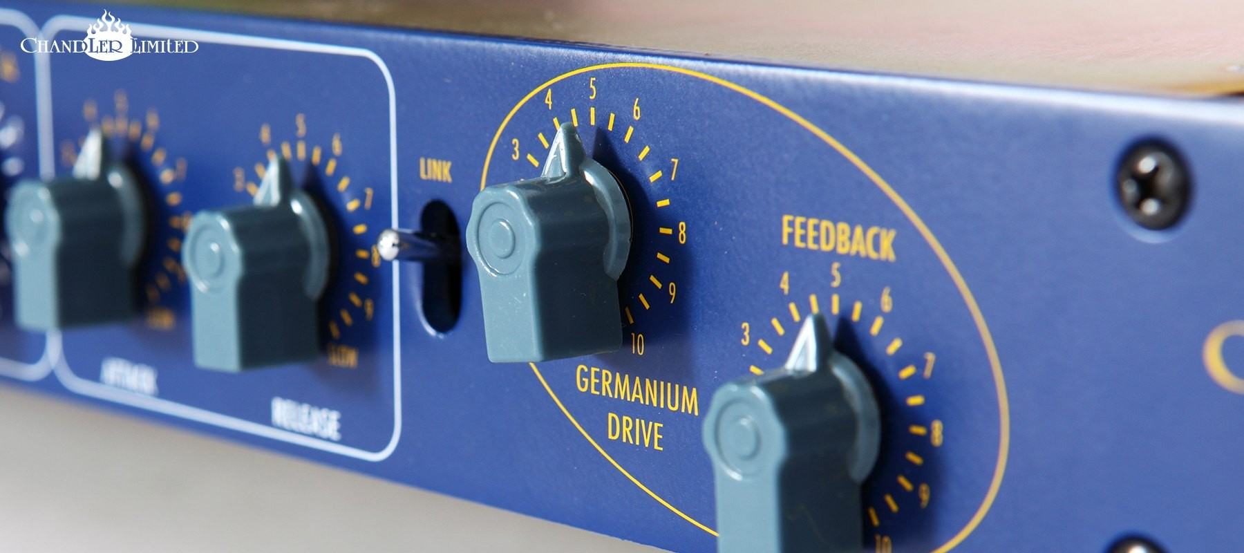 Chandler Limited Germanium Compressor