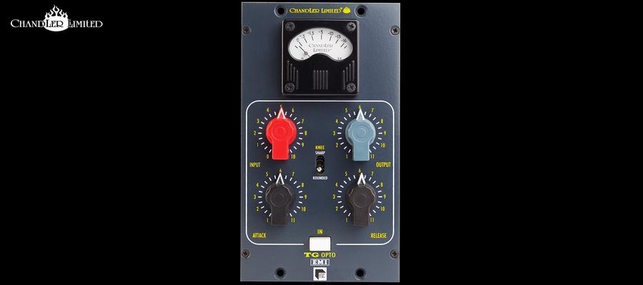Chandler Limited TG Opto Compressor