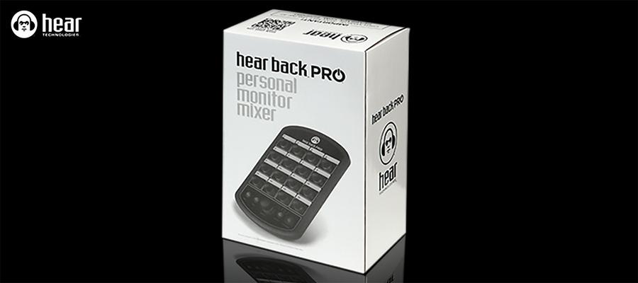 Hear Back PRO Mixer