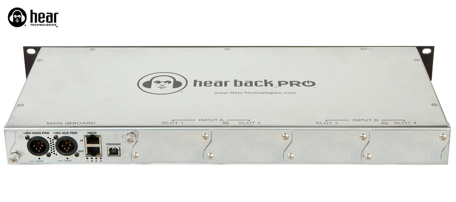 Hear Back Pro Hub Mainframe
