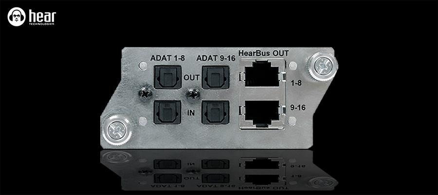 Hear Back carte ADAT pour PRO Hub