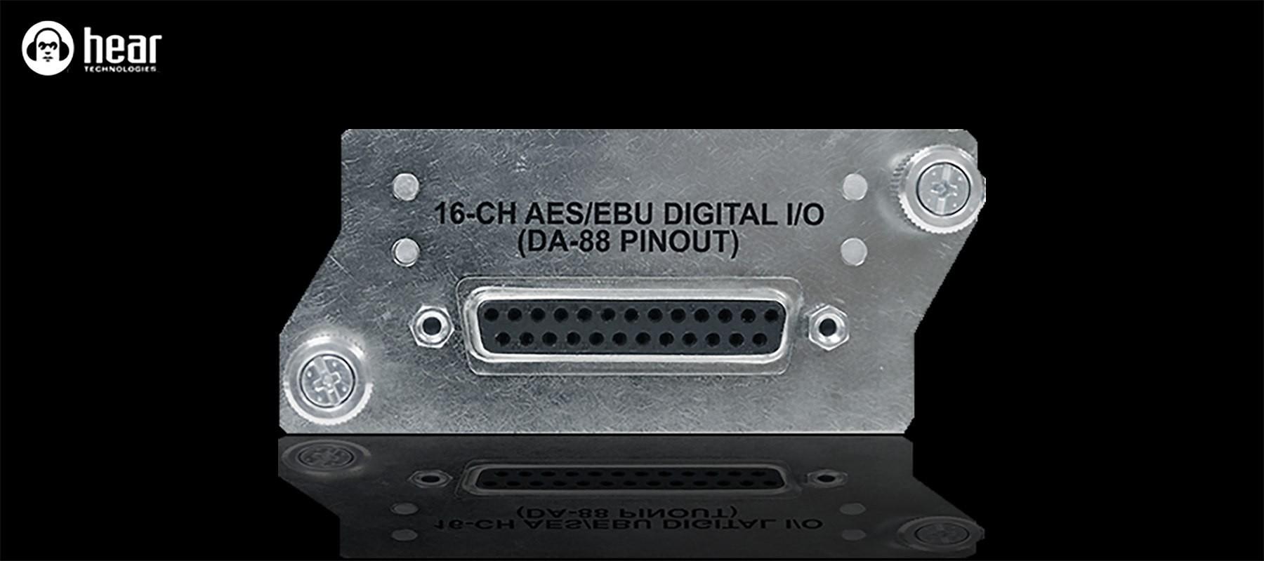 Hear Technlogies AES Card for PRO Hub