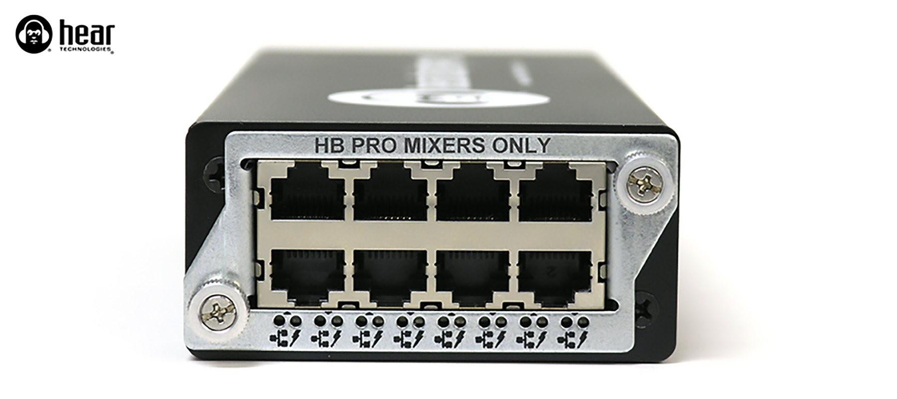 Hear Technologies PRO Mixer Distro