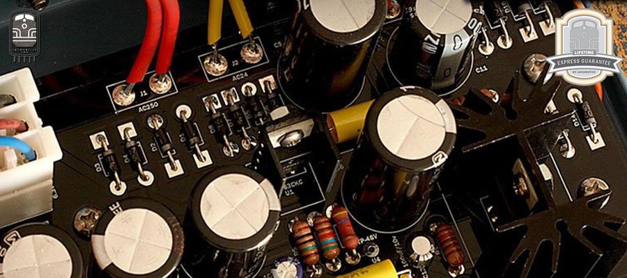 Locomotive Audio 286A
