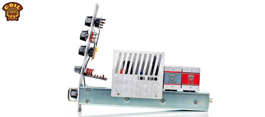 Coil Audio CA-70 Internal Components