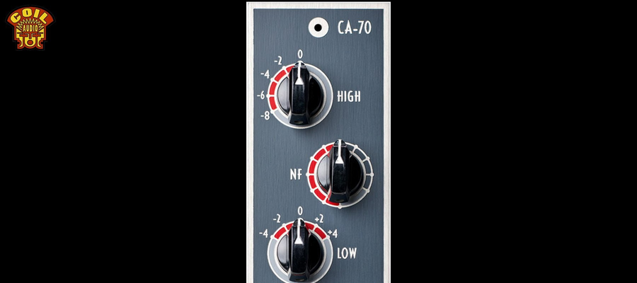 Coil Audio CA-70 Top Section