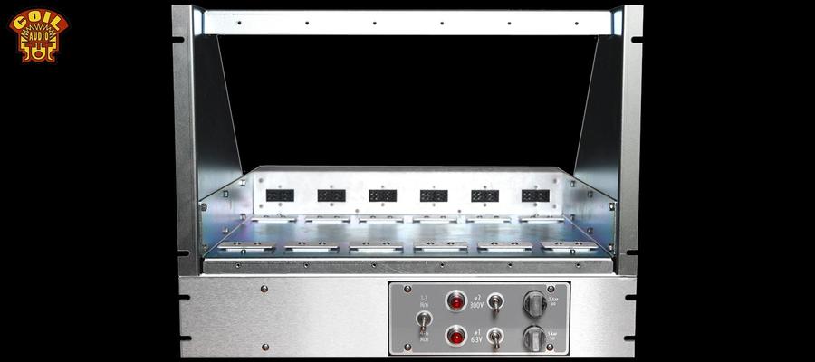 Coil Audio PS6 Rack et Alimentation