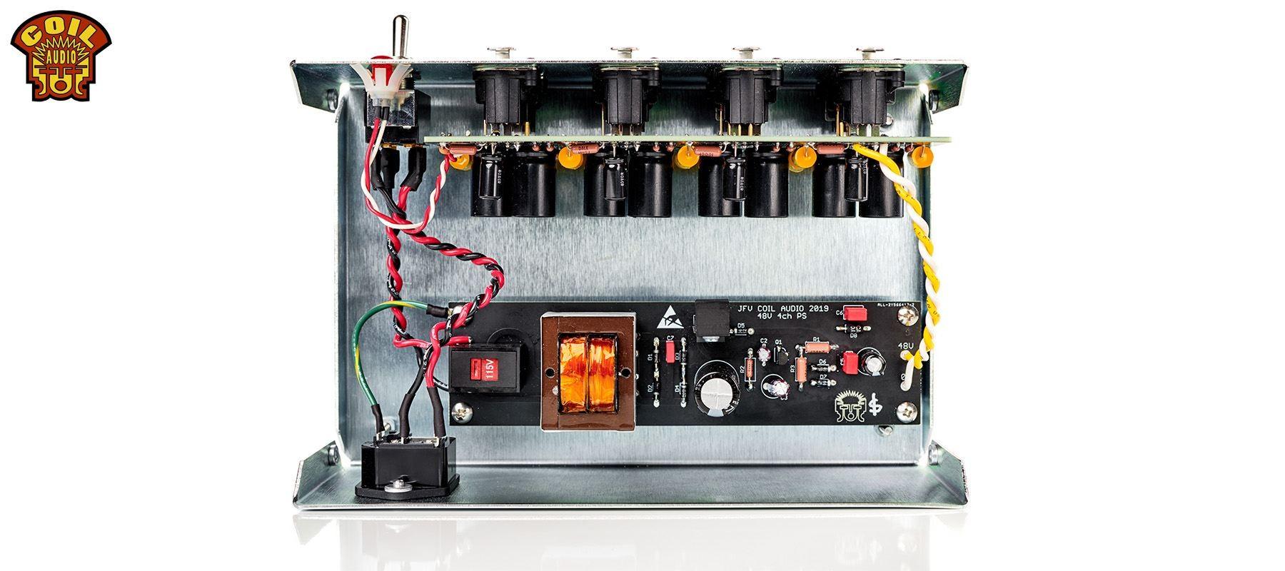 Coil Audio CP-448