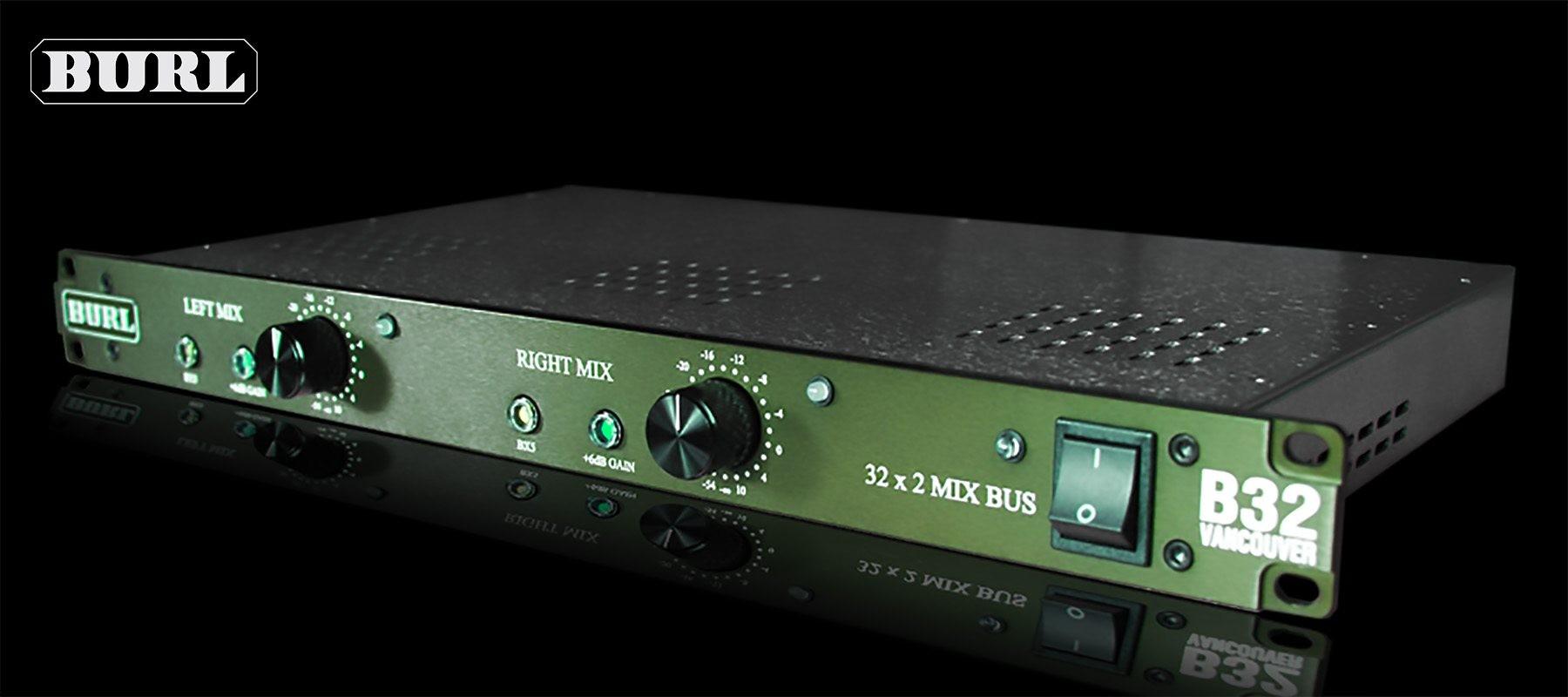 Burl Audio B32