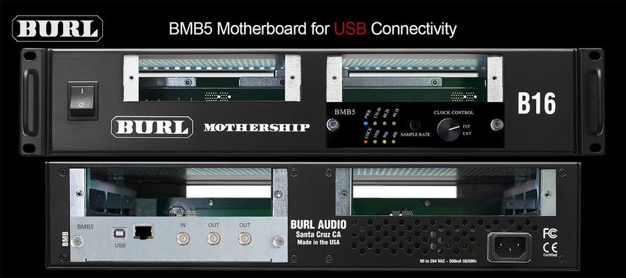 Burl Audio B16 Mothership