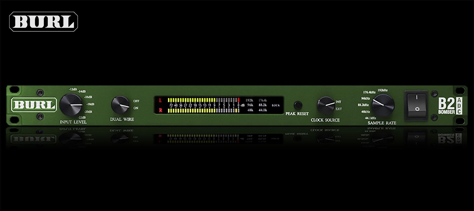 BURL Audio B2 Bomber ADC Front