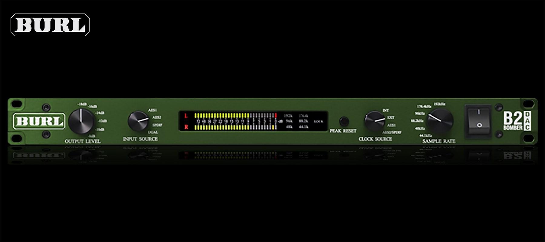 Burl Audio B2 Bomber DAC Avant