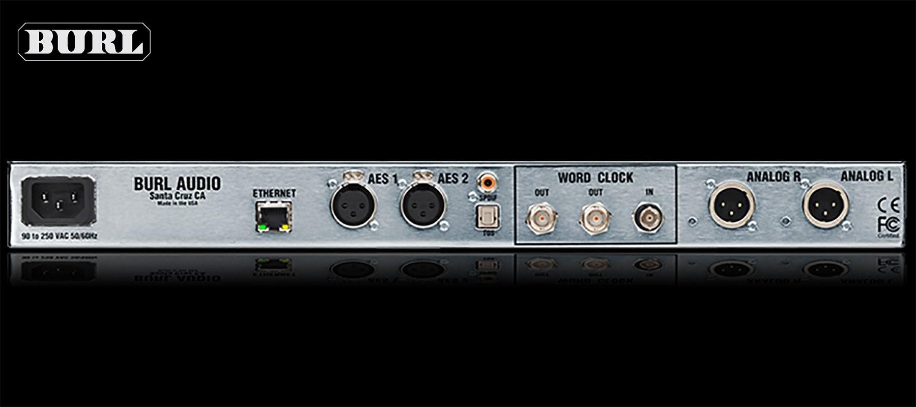 Burl Audio B2 Bomber DAC Arrière